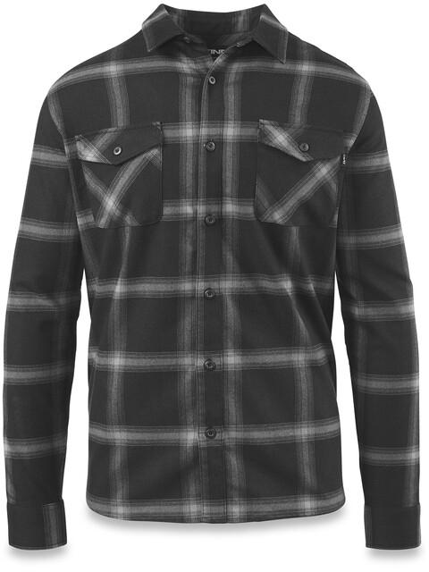 Dakine Underwood Flannel Button Shirt Men Black